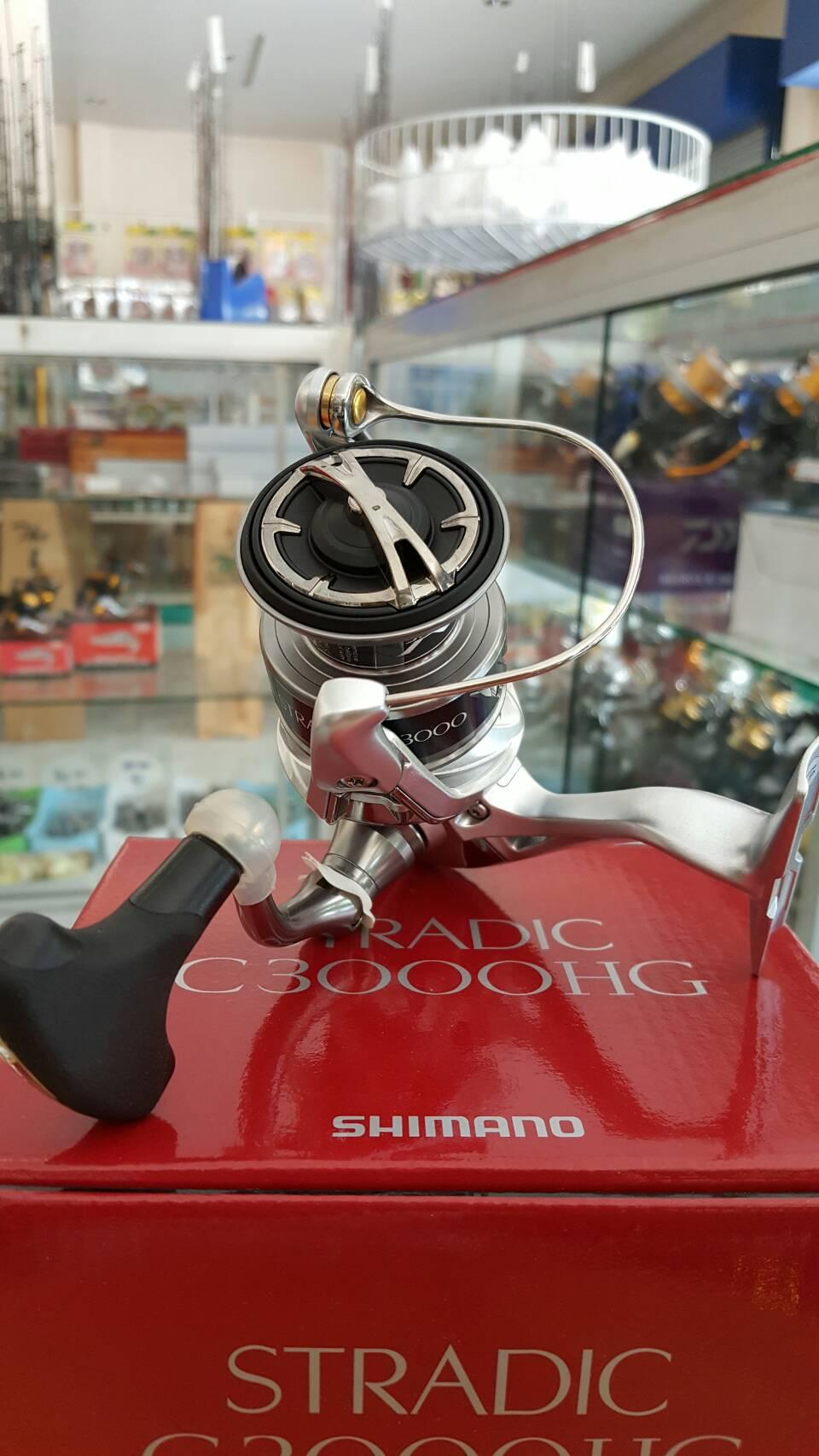 Shimano Stradic C3000HG